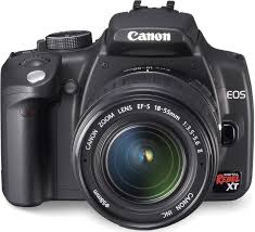 canon rebel 350