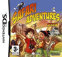 safari adventures africa ds