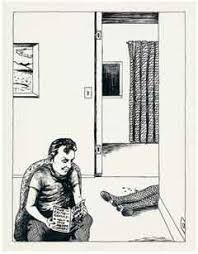 raymond pettibon artwork