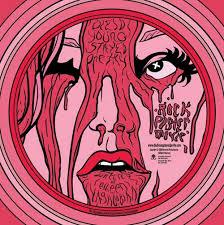 indie rock posters