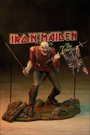 iron maiden figures