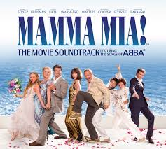 mamma mia cd covers