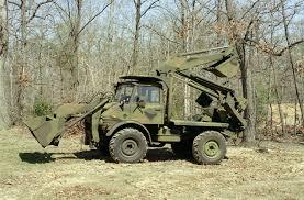 army unimog