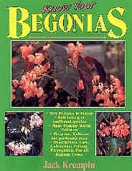 types of begonias