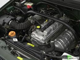 chevy tracker engine