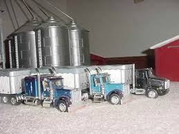 custom toy semi trucks