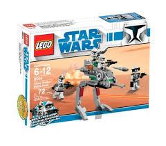 lego starwars clone walker