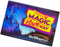 tickets for theme parks
