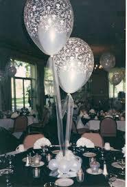 balloon centerpieces for weddings