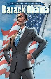 obama comic books