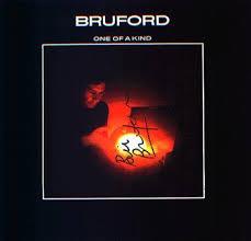 bruford one of a kind