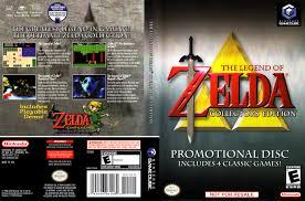 legend zelda gamecube