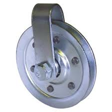 door pulley