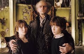 lemony snicket series unfortunate events