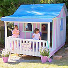childrens cubby houses