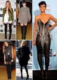 ladies thigh boots
