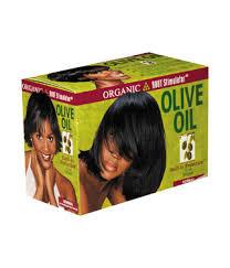 olive oil hair cream