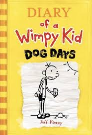 diary of wimpy kid 4