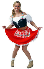 german national costume