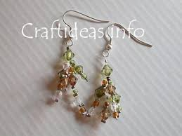crafts earrings
