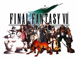 pictures of final fantasy 7
