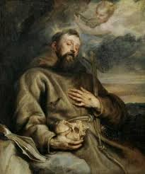 st francis of assisi art