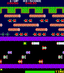 old atari game