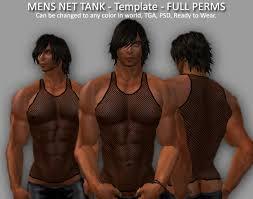 net tank top