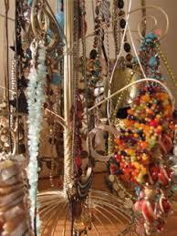 necklaces tree