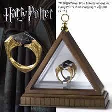 harry potter rings