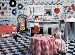 50s style party