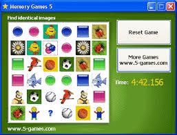 games memory