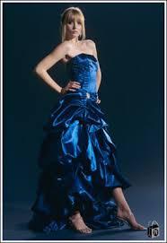 dark blue prom dresses