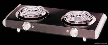 electric stove range