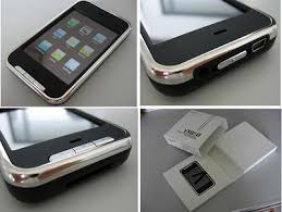 mp4 touch screen players