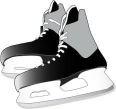 free hockey clipart