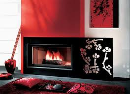 fireplace wall designs