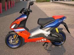 aprilia rs 50 scooter