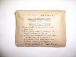 decontamination kit