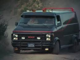 1983 gmc van