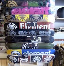 element skateboards pics