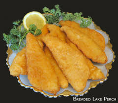 perch fillets