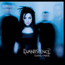 evanescence going under
