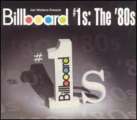 billboard 1s the 80s