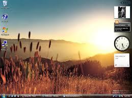 desktop for vista