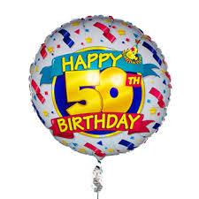 birthday 50th