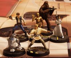miniature star war
