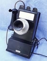 antique pay phones