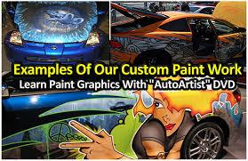 car custom paint designs