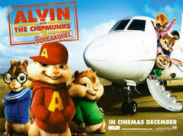 alvin adn the chipmunks